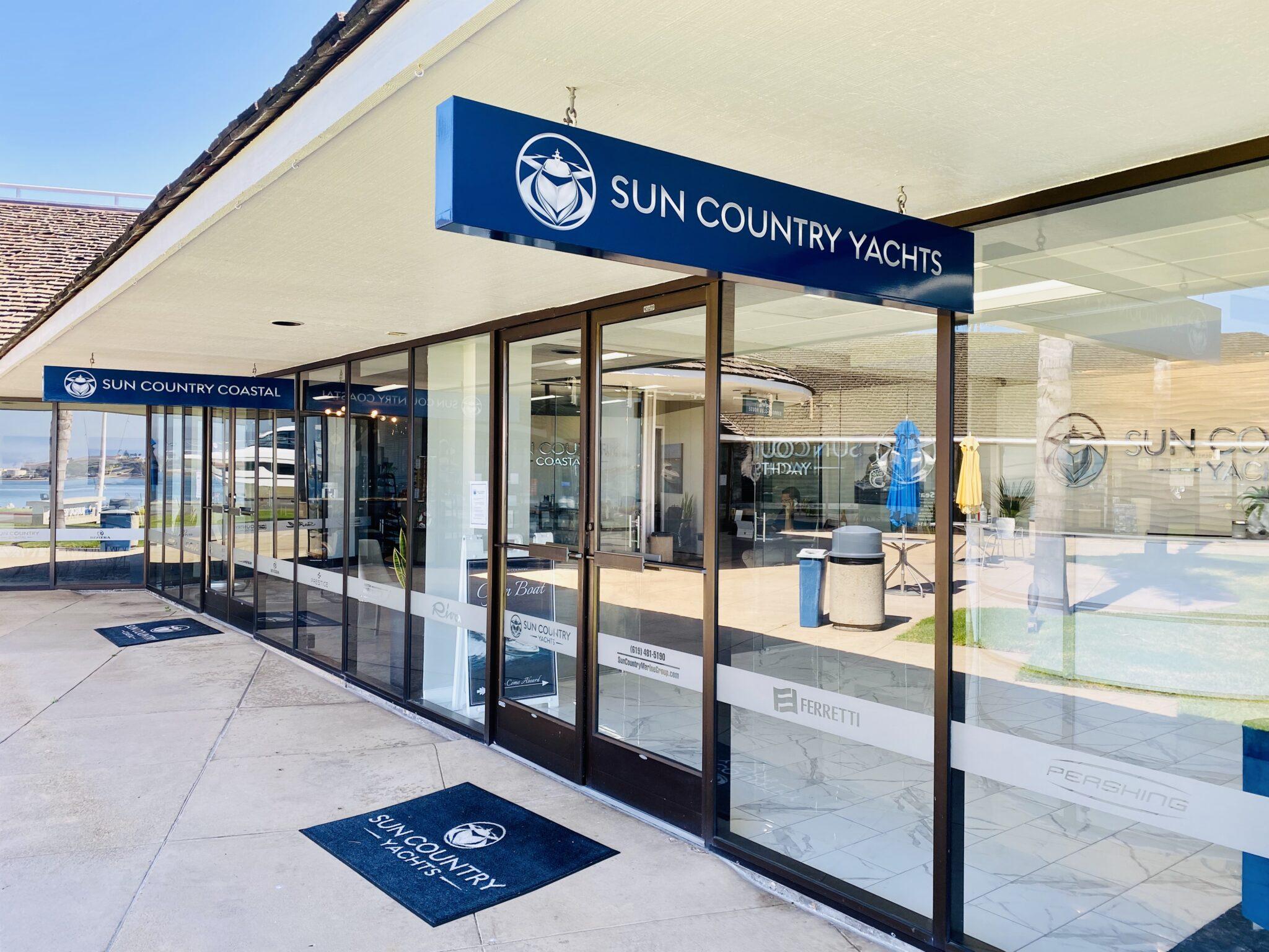 Sun Country Yachts, San Diego
