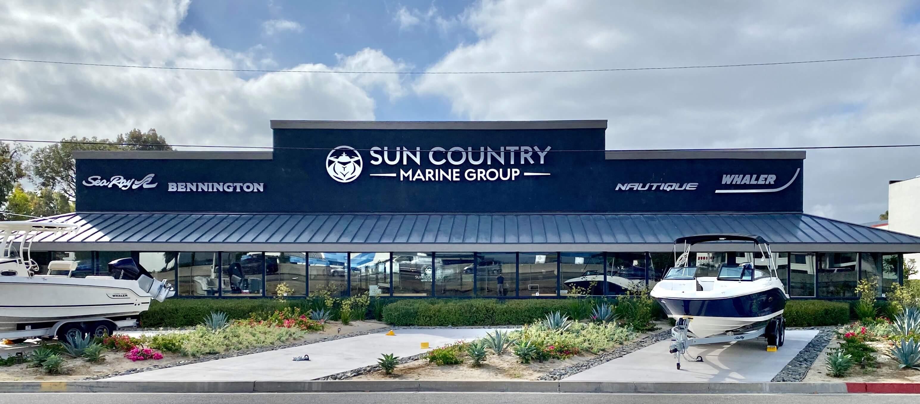 Sun Country Inland, Irvine